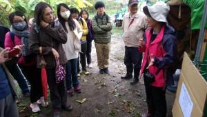大里農地戶外教學活動-綠肥、液肥解說