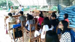 戶外教學參訪與實作體驗:南投有機農場