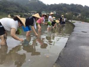 鯉魚社區參訪